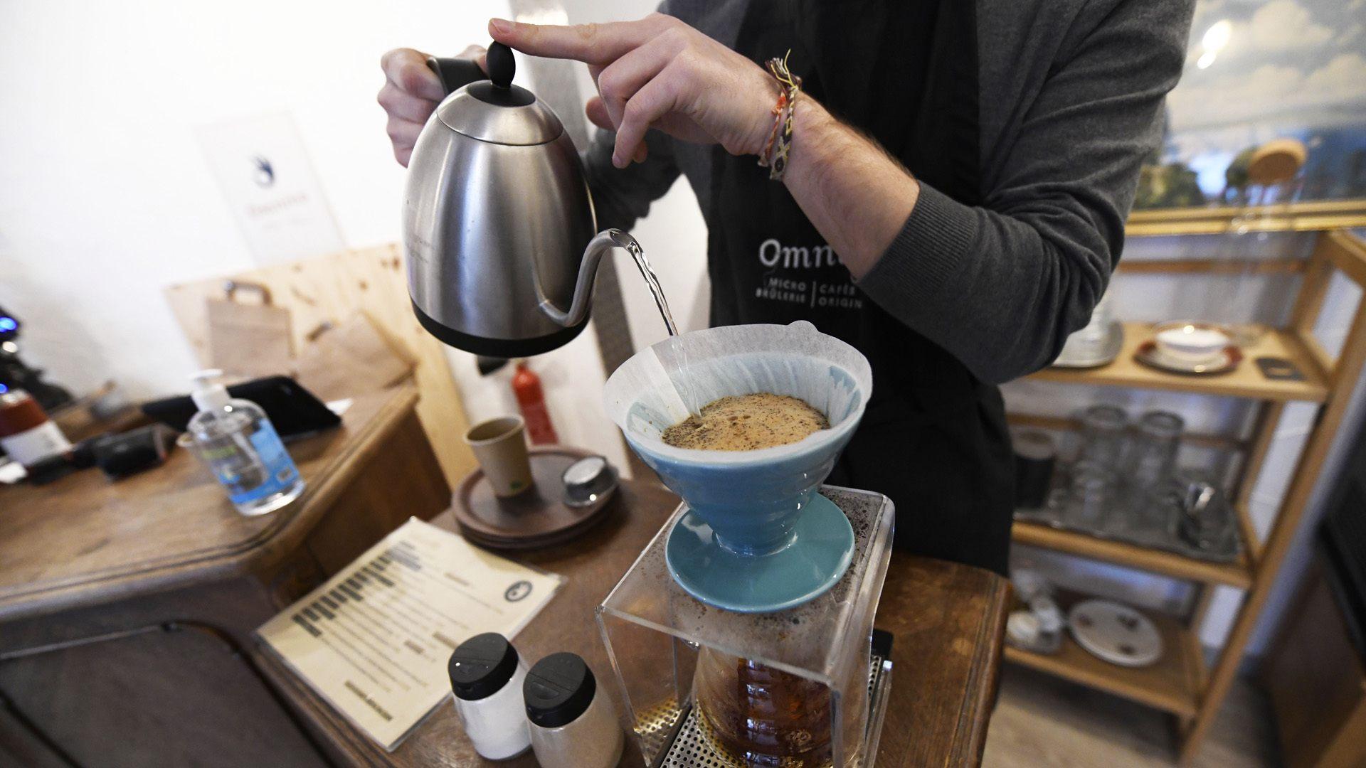 Mulhouse : à la redécouverte du café avec Omnino : un savoir-faire artisanal pour un café dit de spécialité