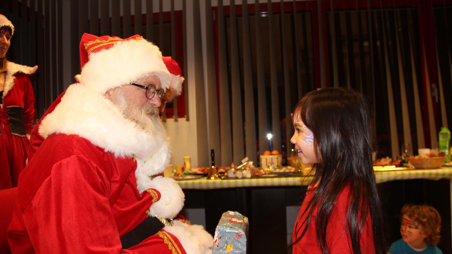 Temps d'Eveil : « c'est l'heure d'écrire au Père Noël »
