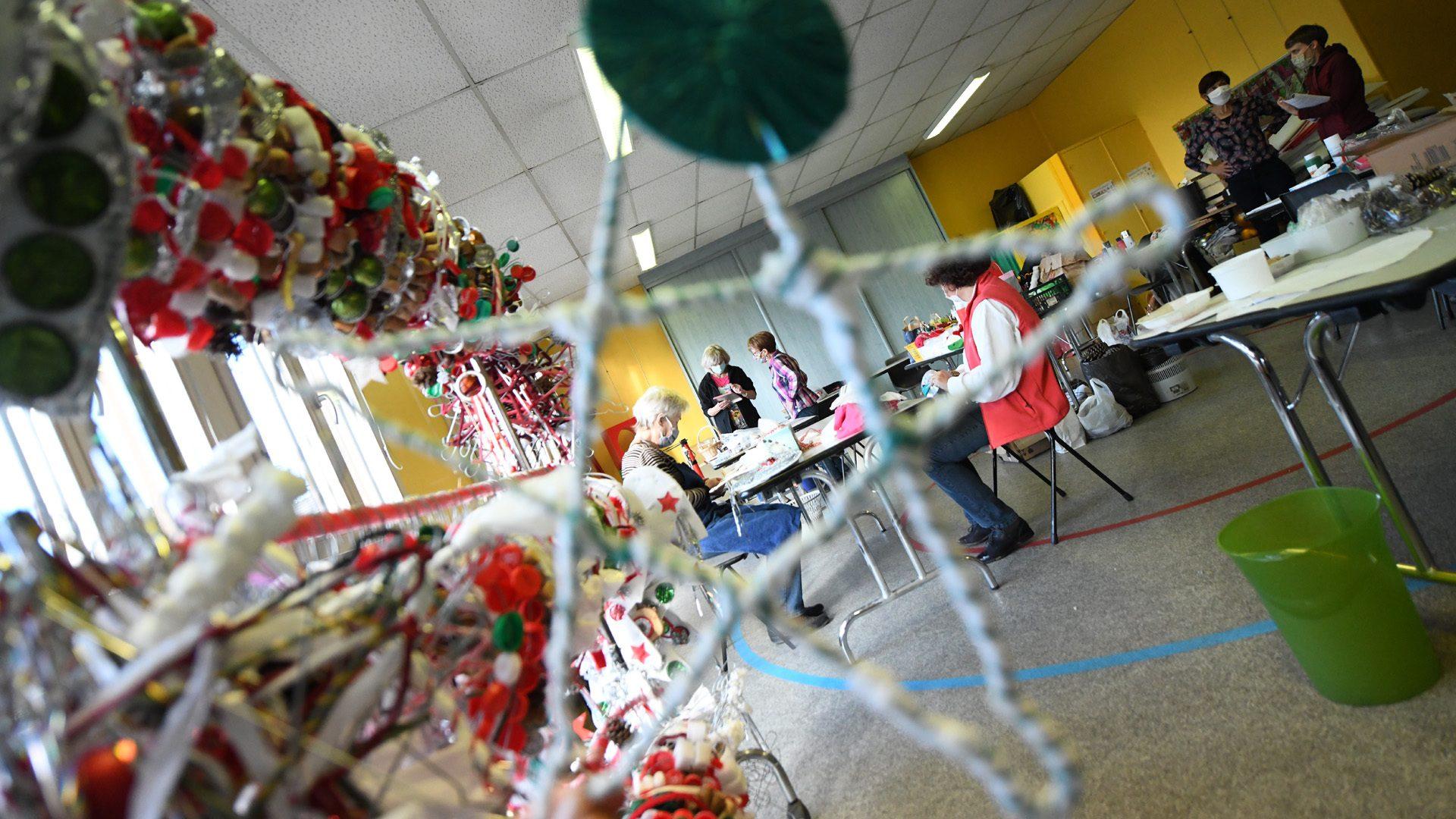 Un Noël durable à Kingersheim
