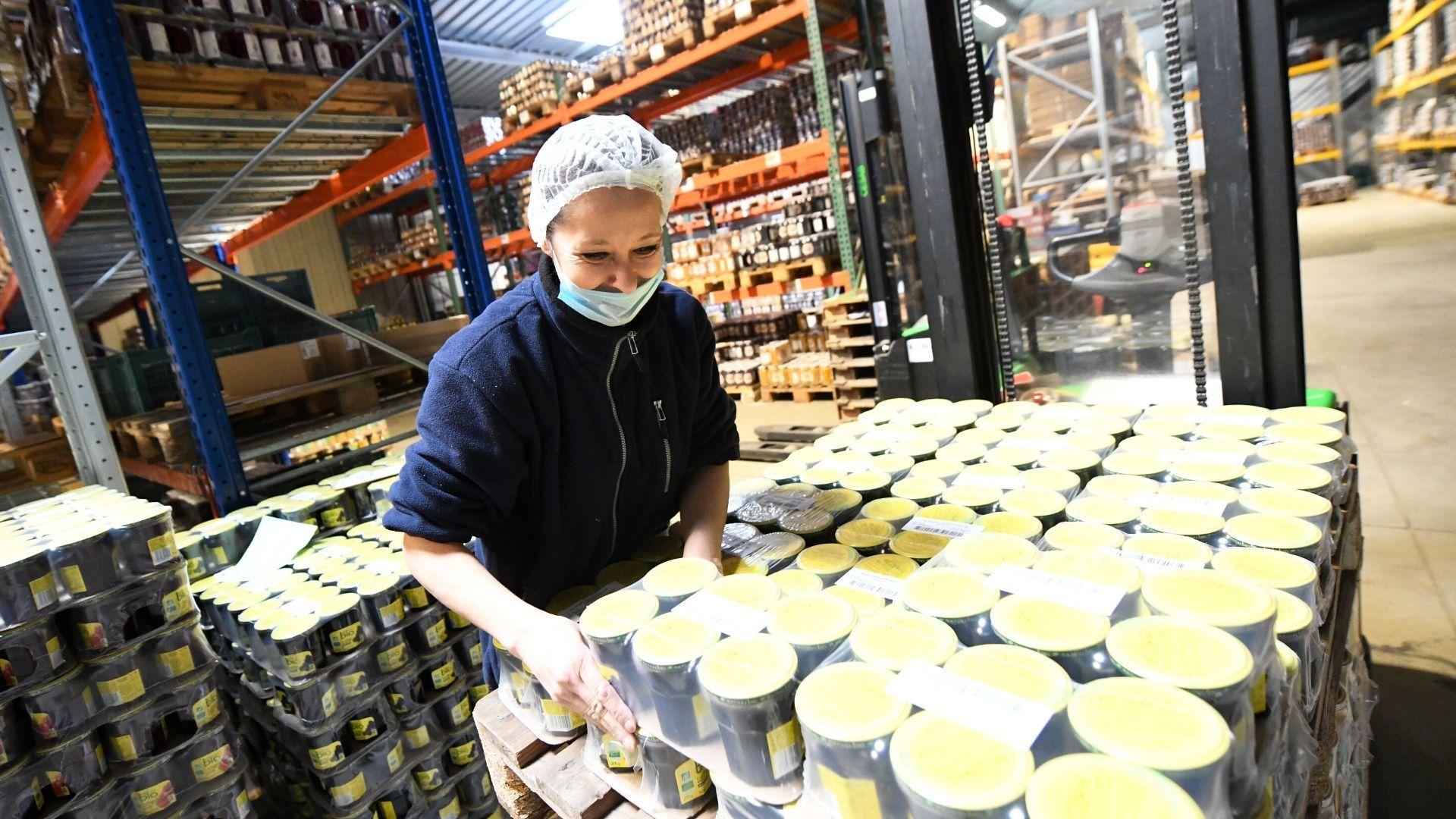 Pfastatt les confitures Beyer s'exportent à l'international : jusqu'à 50 employés en été