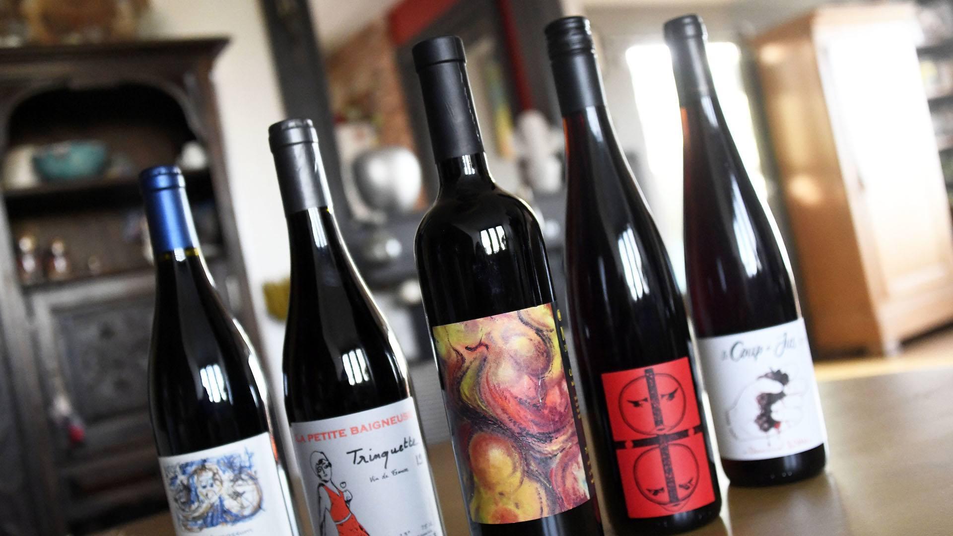 Riedisheim : Clément Bony, à la découverte du monde et des vins naturels