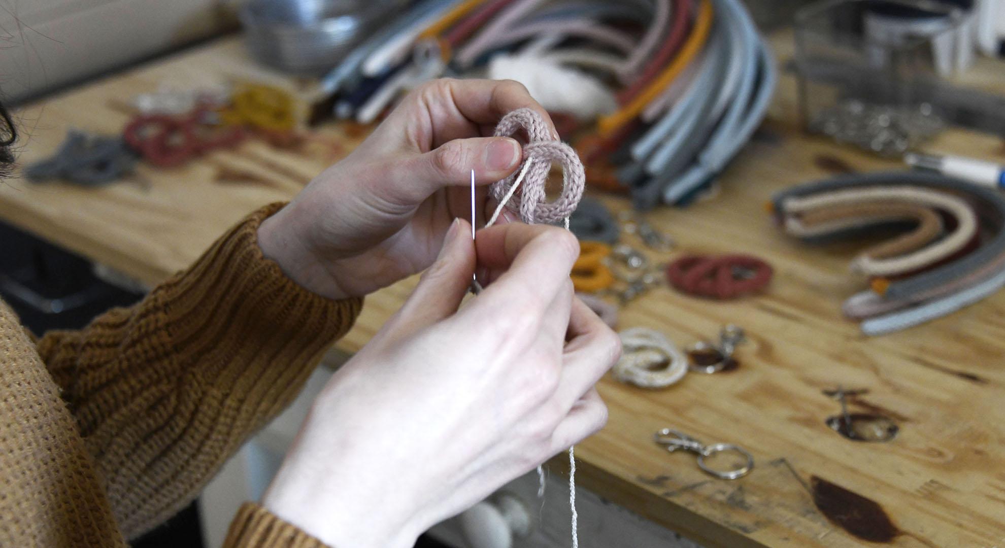 Mulhouse : à la découverte des artisans locaux chez Bretzel et Arc-en-ciel ! Des ateliers en boutique