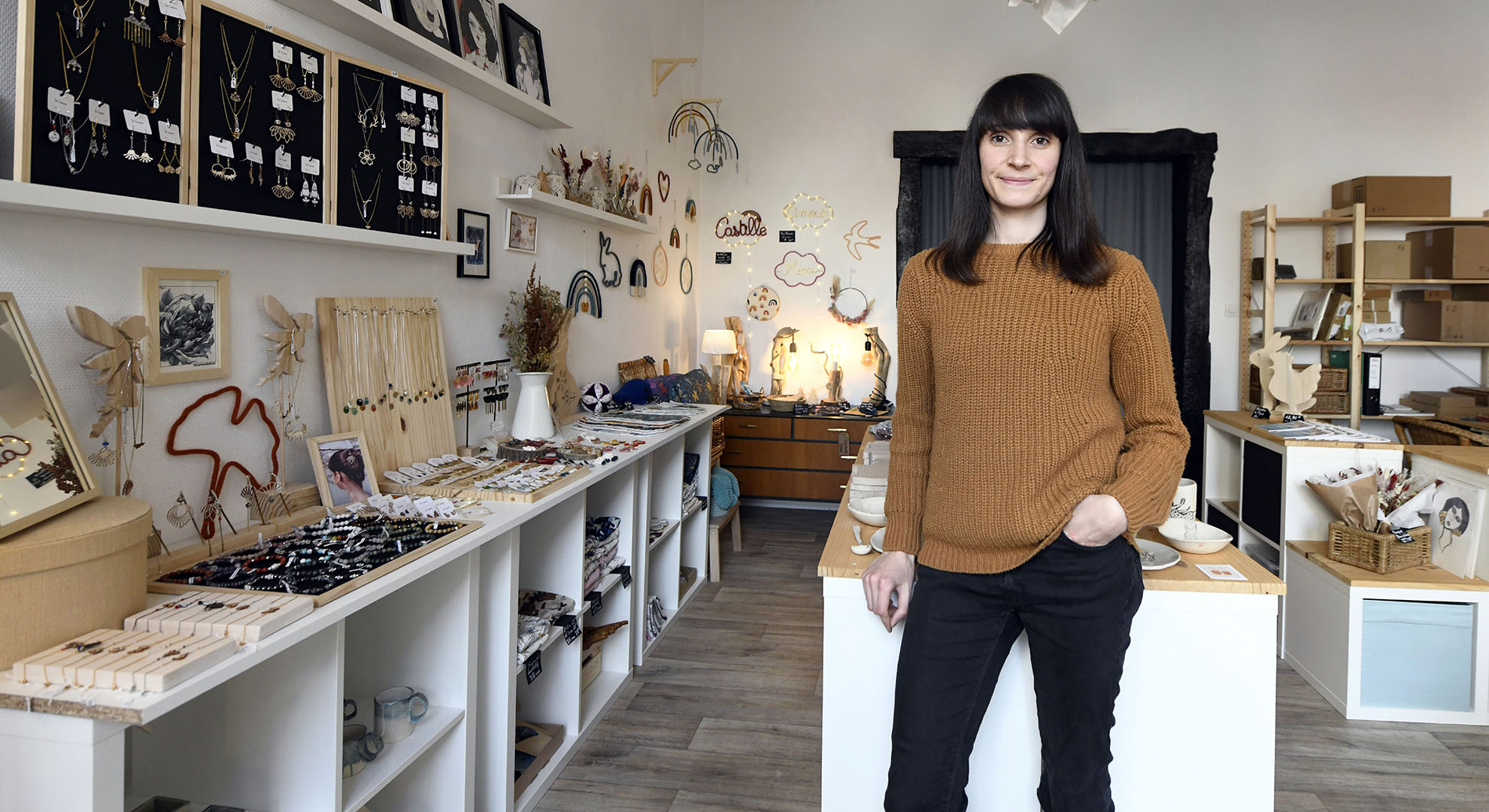 Mulhouse : à la découverte des artisans locaux chez Bretzel et Arc-en-ciel ! Près de 25 créateurs alsaciens mis en avant