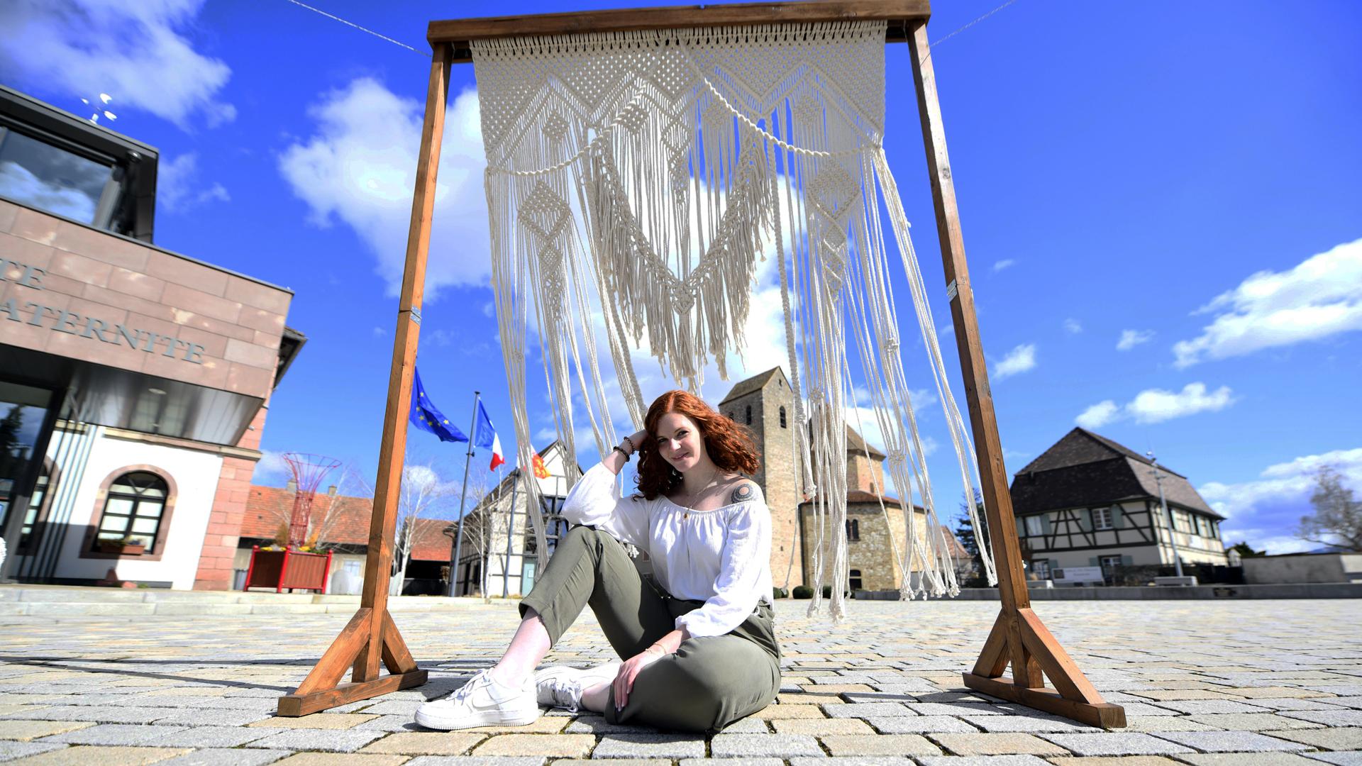 Solène Miclo : lance sa marque Sol Handmade : Les possibilités sans limite du macramé