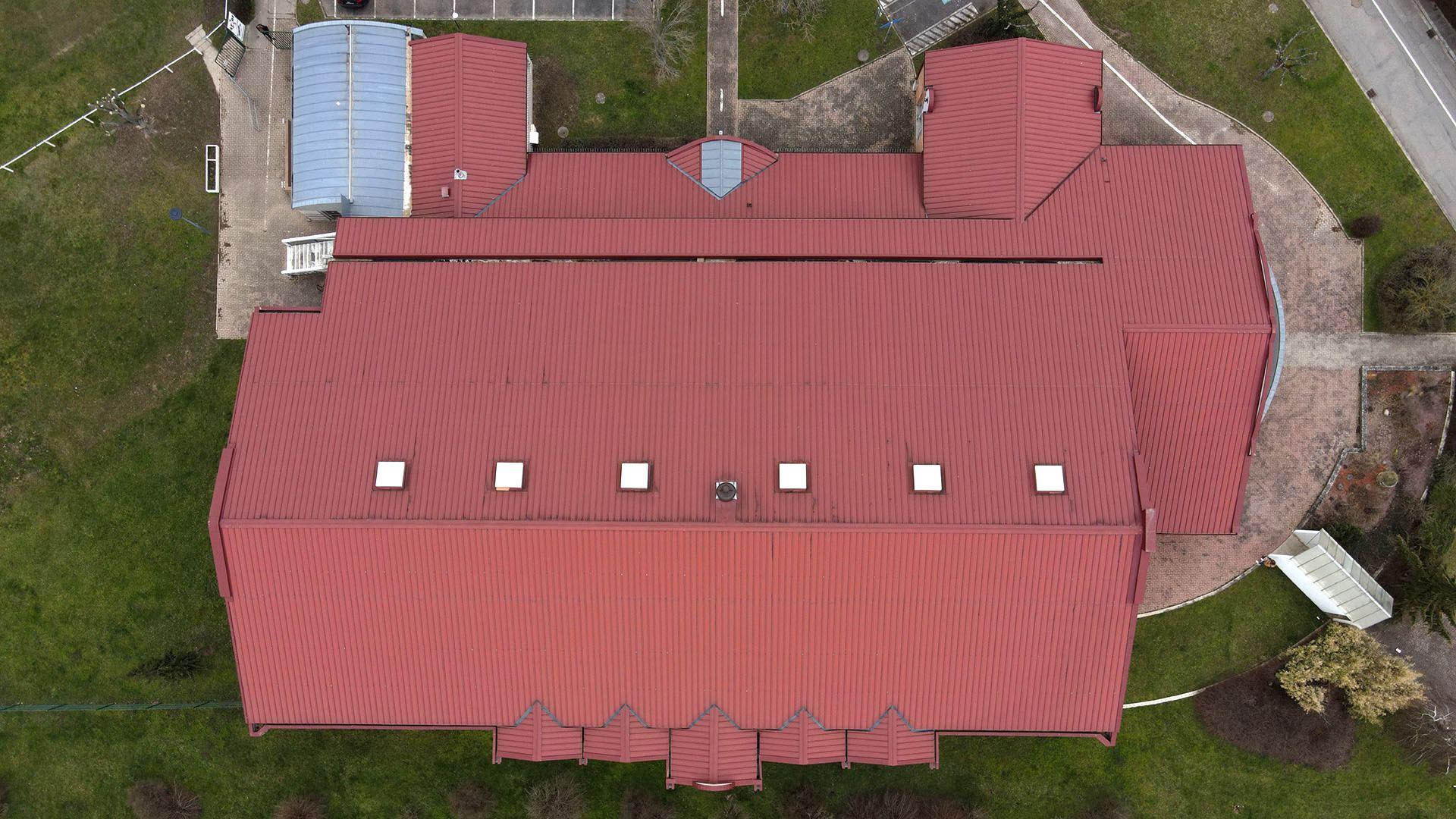 Une centrale photovoltaïque pour Richwiller : les panneaux seront posés sur le versant sud du toit
