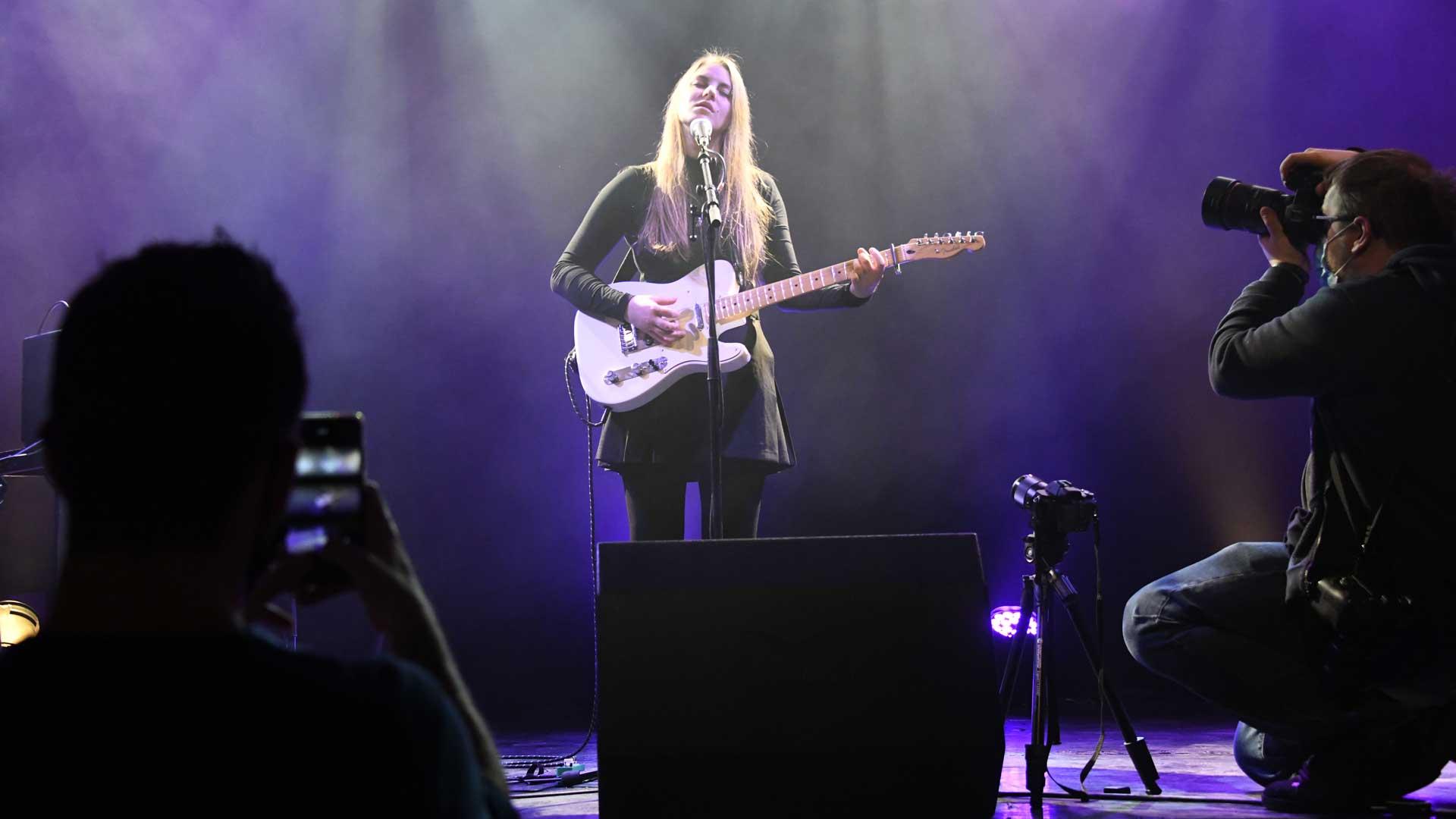 Festival Babel : Daria Arkova sur scène