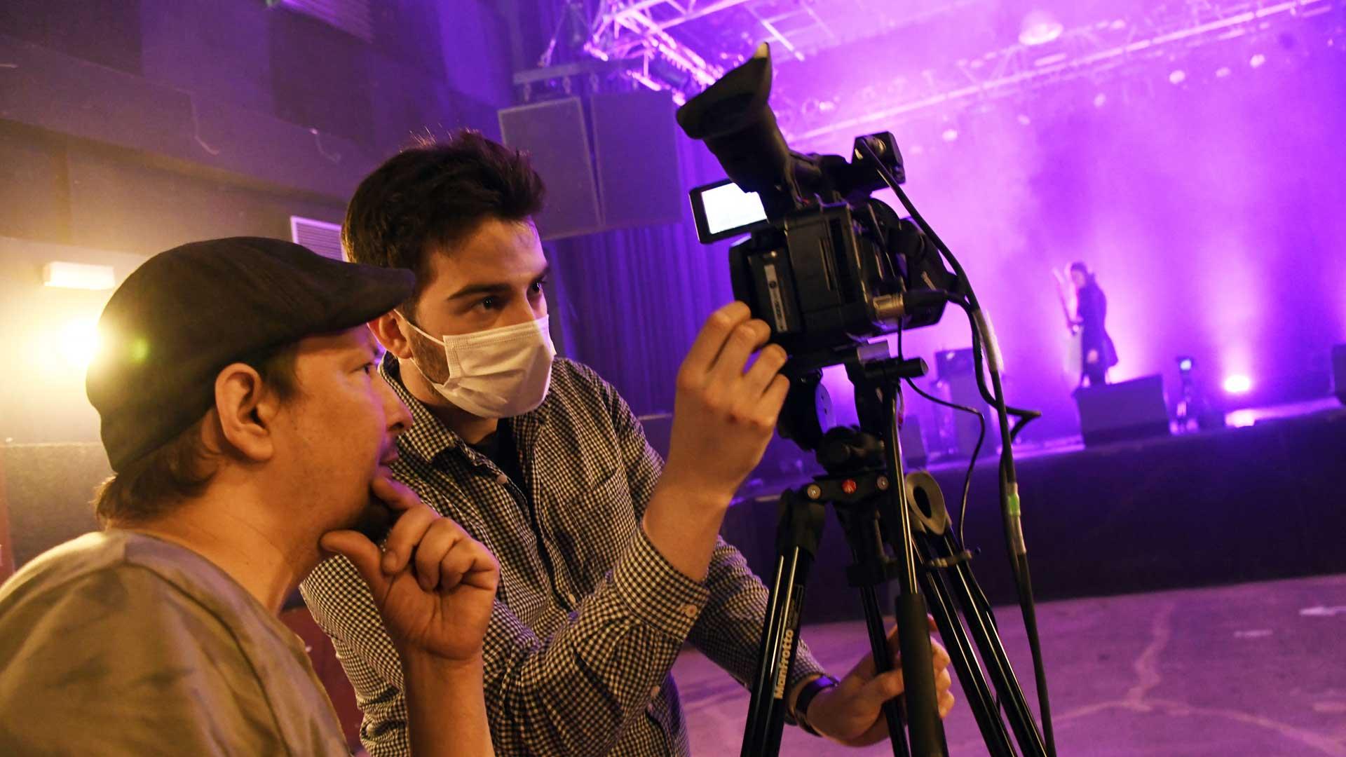 Festival Babel : les caméras sont en place