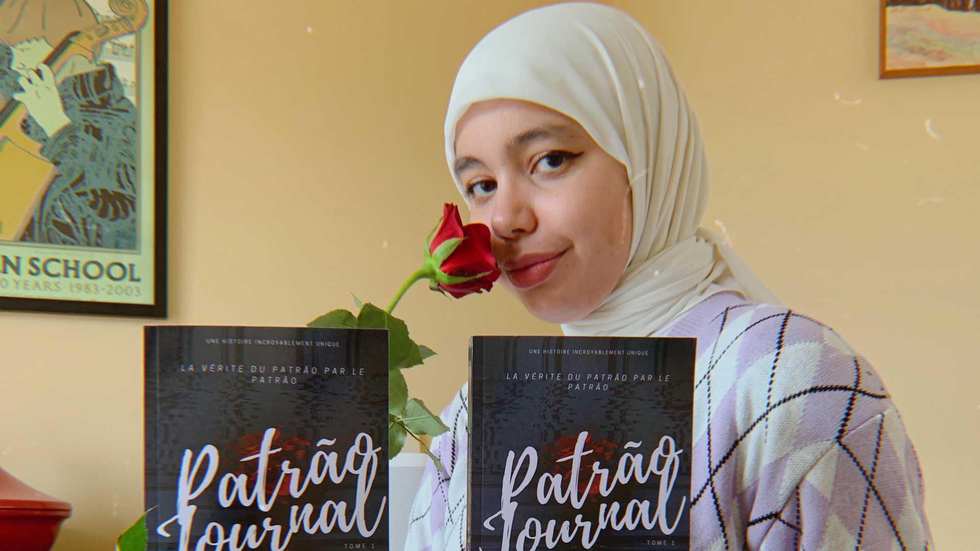 Sarah Berazi Patrao Journal premier roman