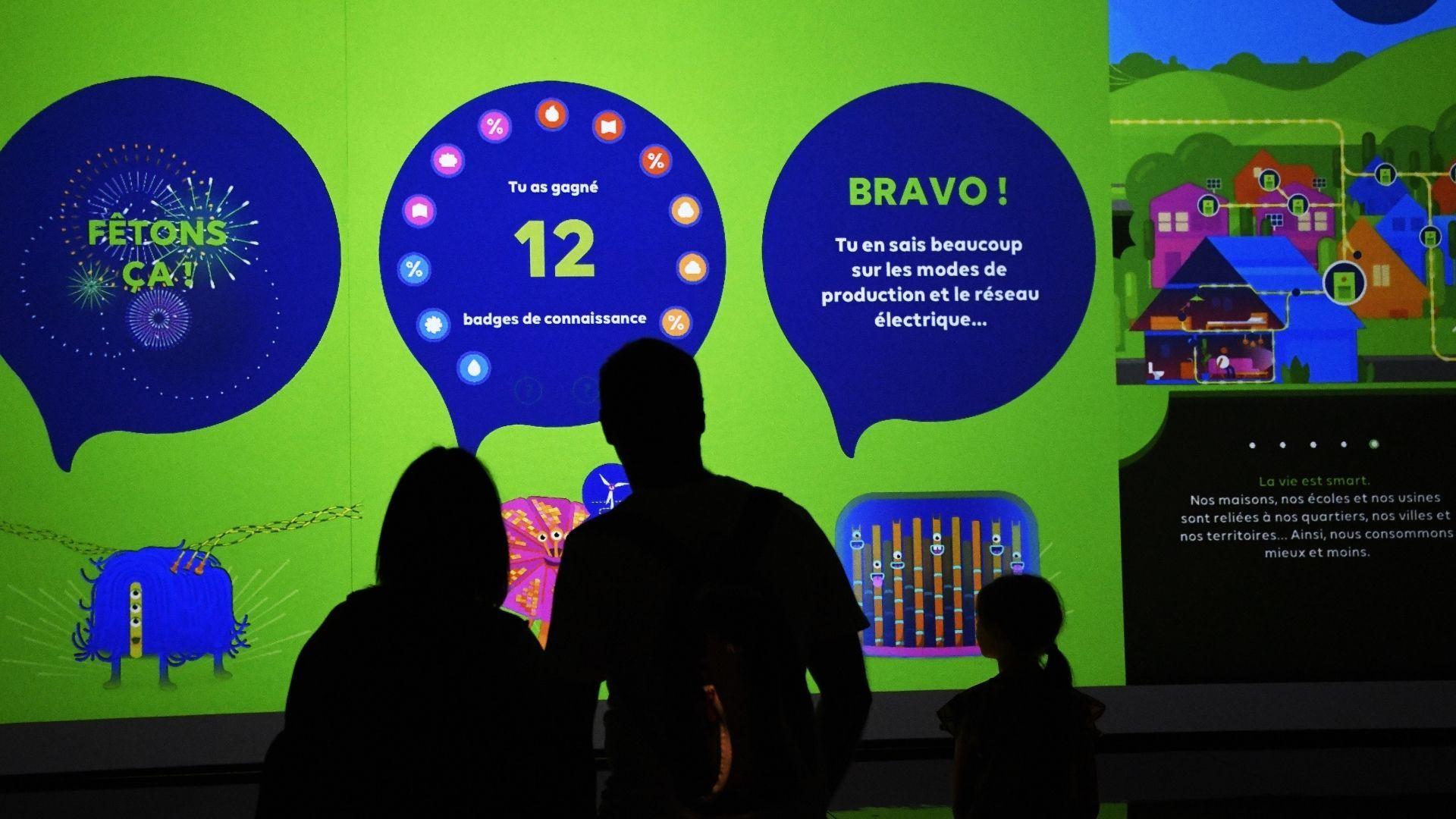 Du nouveau au musée Electropolis : une réflexion sur la transition énergétique