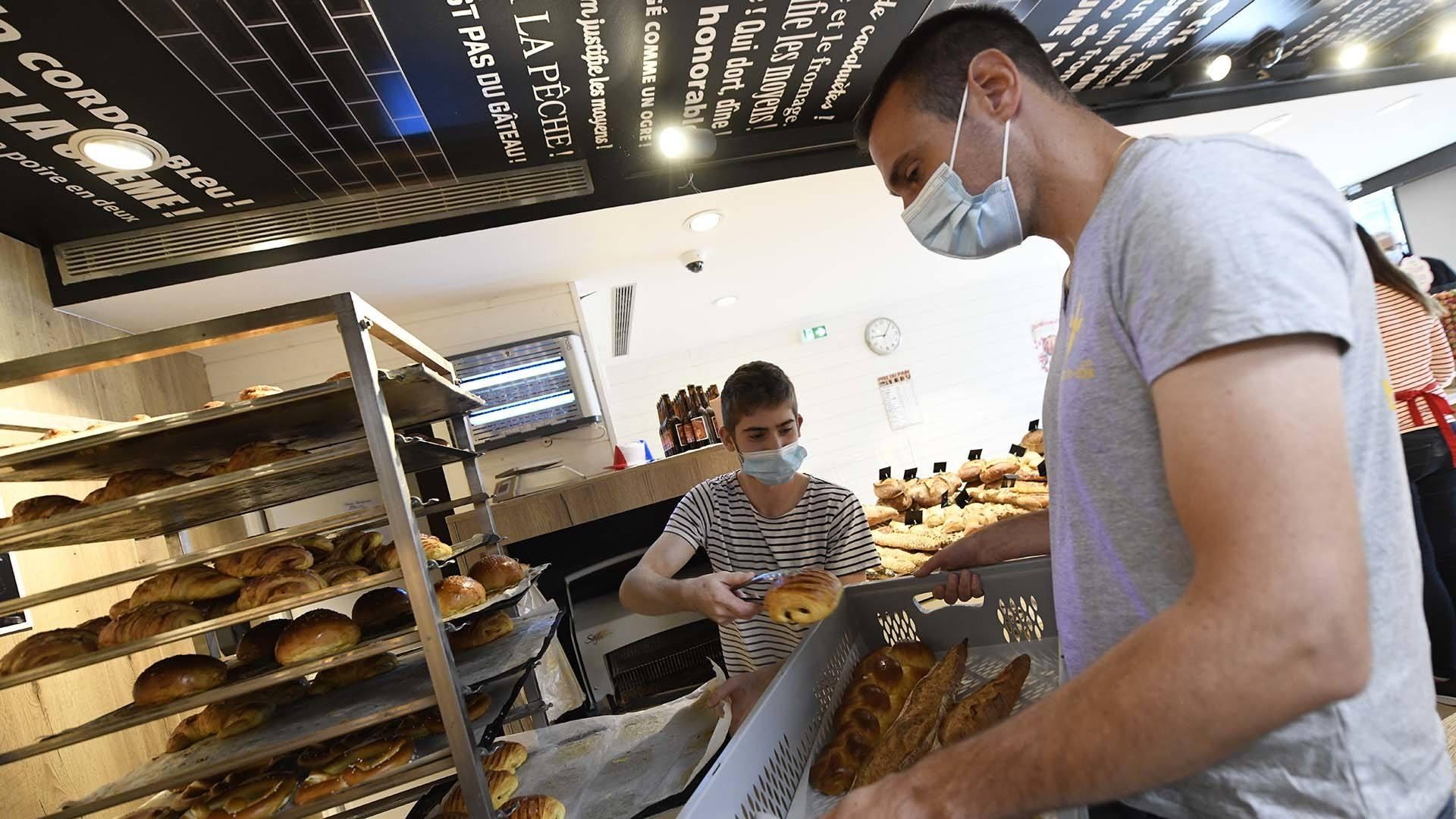 Baguette Box du pain frais à domicile tous les matins : la boulangerie Riclin de Hombourg partenaire de Baguette Box