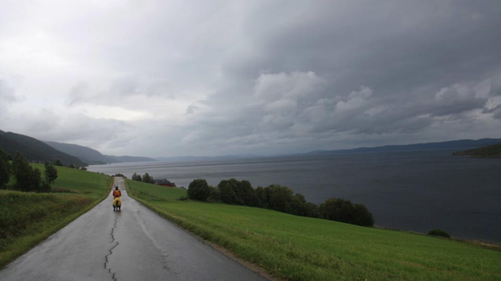 L'aventure Explore Squad de Kingersheim au Cap Nord à vélo - Des paysages norvégiens à couper le souffle