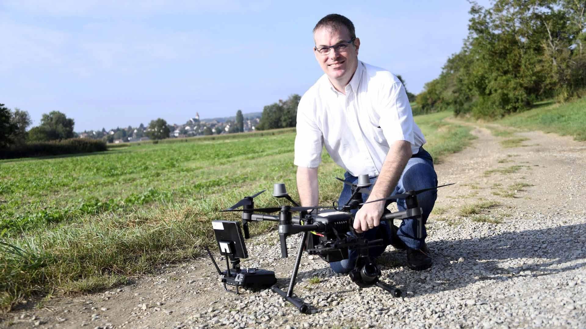 Black Eagle Drone 68 : le télépilotage professionnel au service des entreprises | Mulhouse Alsace Agglomération – m2A