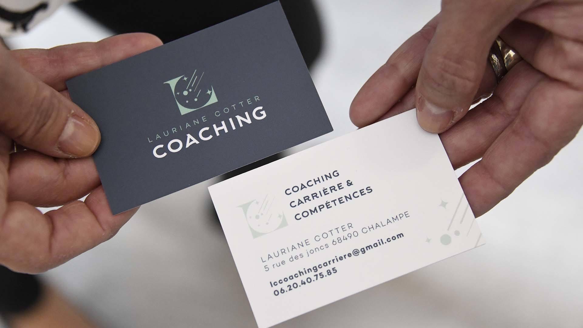 Lauriane Cotter, coaching carrière et compétences à Chalampé : Au programme : bilan de compétences et coaching emploi
