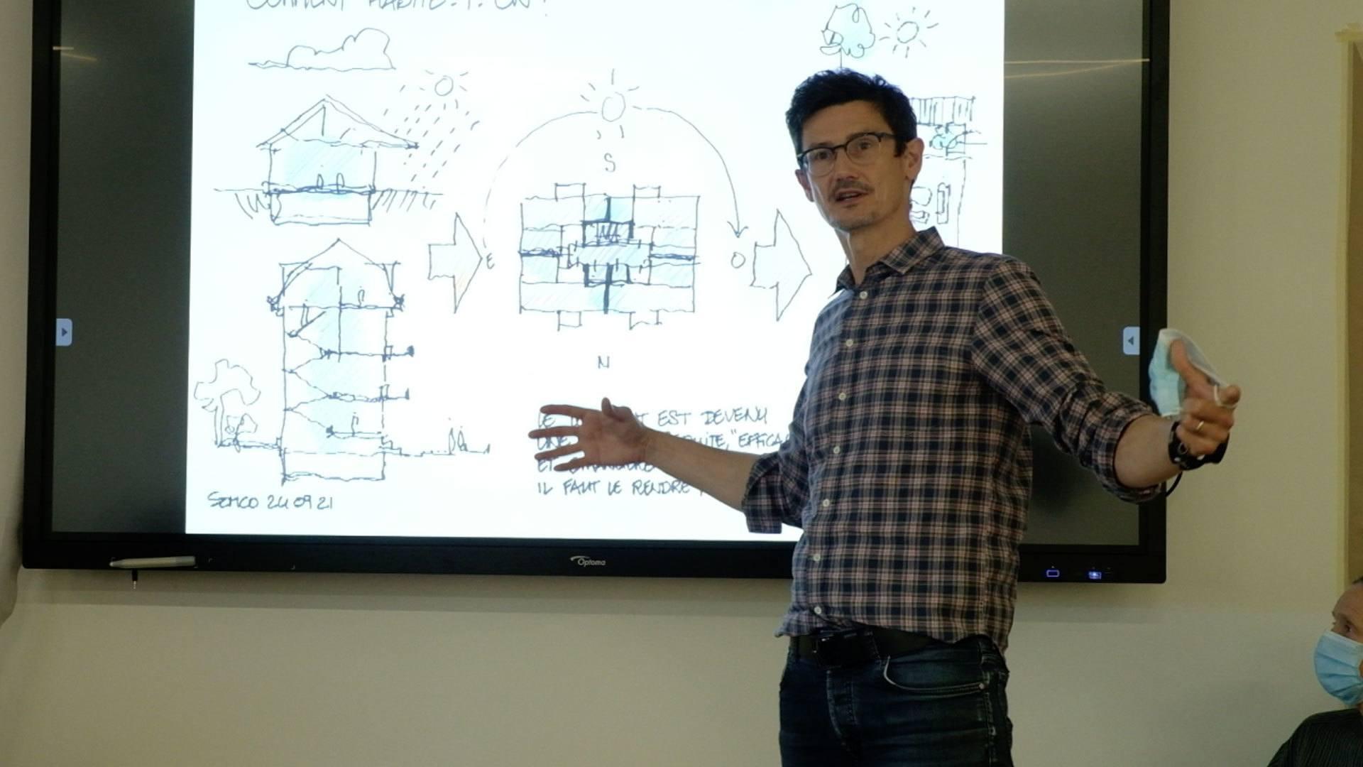 Imaginer l'habitat de demain : Guillaume Delamazure, architecte du cabinet DEA